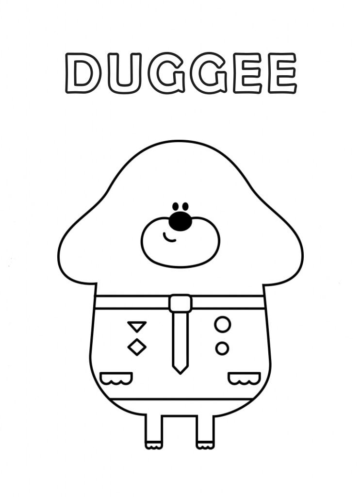 Make – Hey Duggee