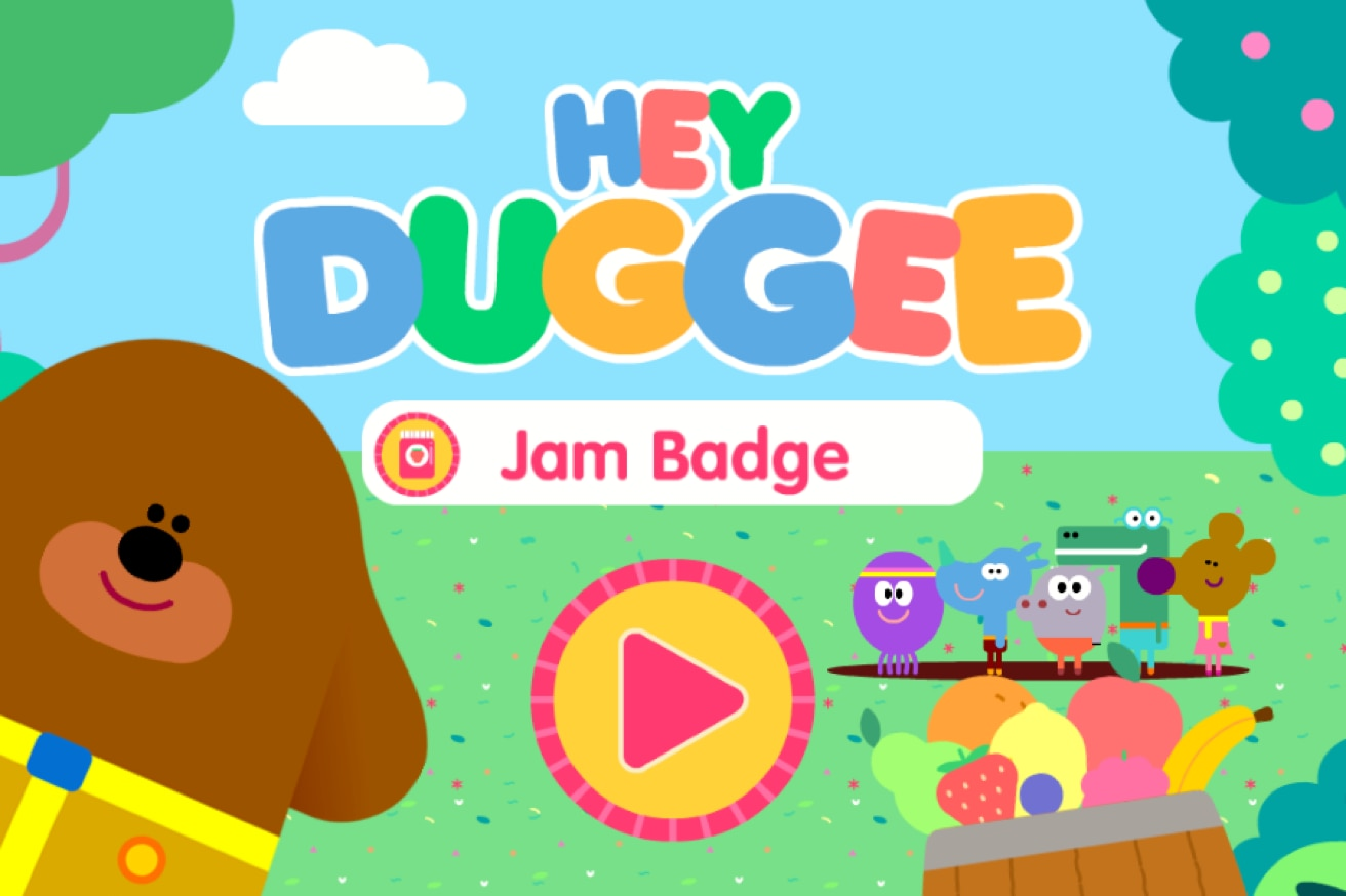Jam Badge
