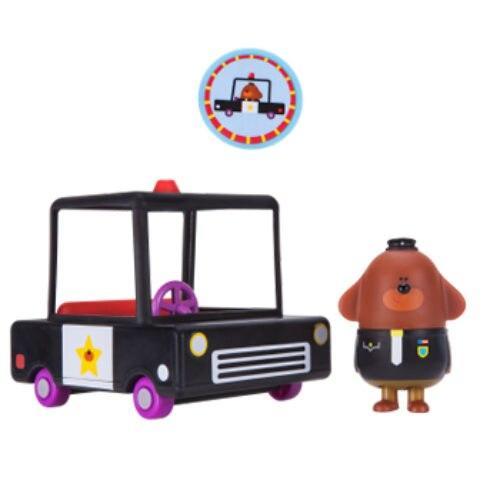 Hey Duggee – Duggee's Police Car