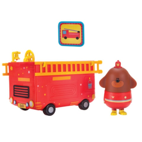 Hey Duggee – Duggee's Rescue Vehicle