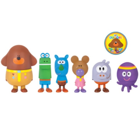 Duggee and the Squirrels collectibles