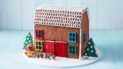 Gingerbread Clubhouse