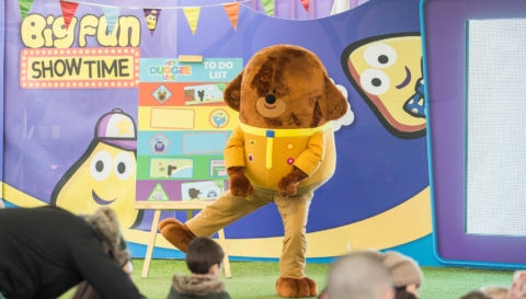 Hey Duggee: Interactive live show
