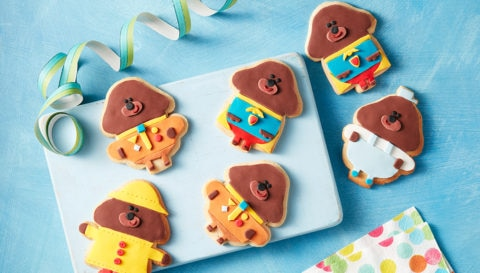 Duggee Biscuits