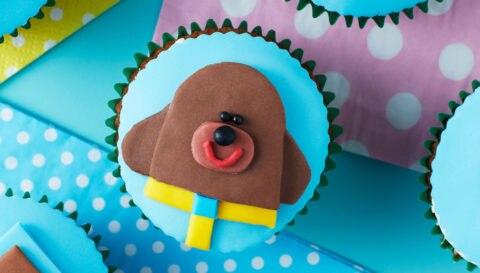 Duggee Cupcakes