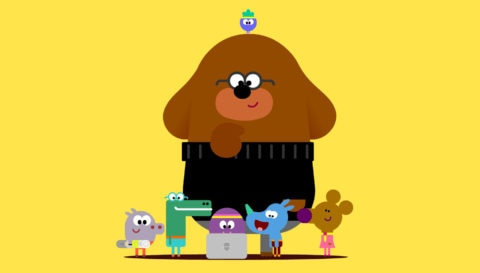 Duggee features in Wired UK magazine