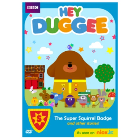 Hey Duggee – The Super Squirrel Badge and Other Stories