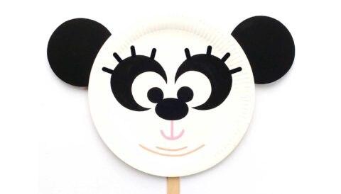 Chew Chew Paper Mask
