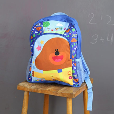 Hey Duggee backpack