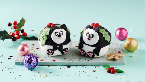Chew Chew Xmas Puddings