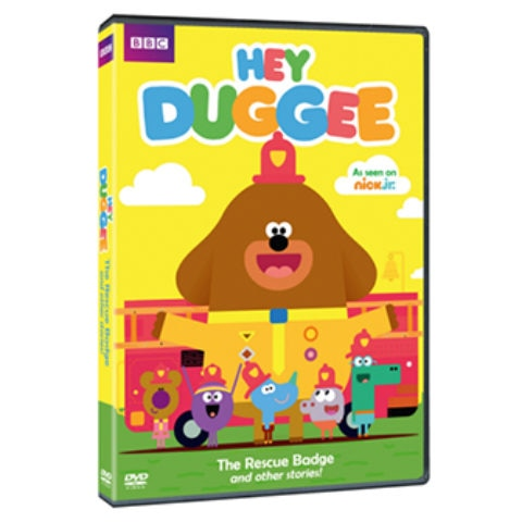 Hey Duggee – The Rescue Badge and Other Stories