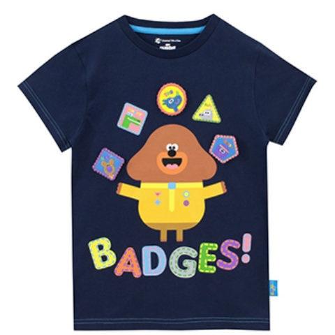 Hey Duggee t-shirt