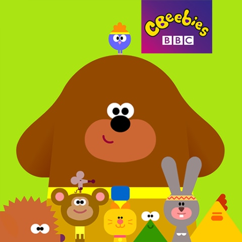 Hey Duggee – We Love Animals