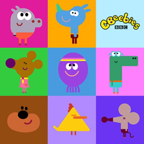 Hey Duggee – The Squirrel Club