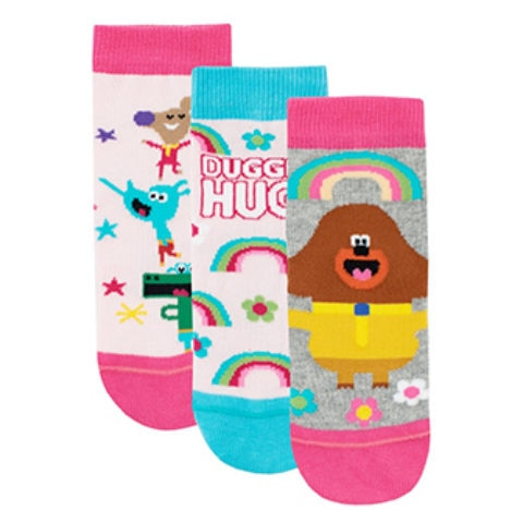 Super cool Hey Duggee socks