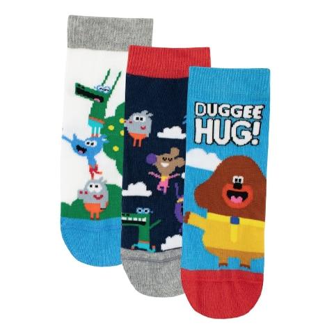Duggee Hug Socks