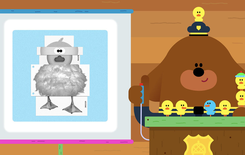 Splash, splash, splash! Download the activity sheets to earn your Duck badge.