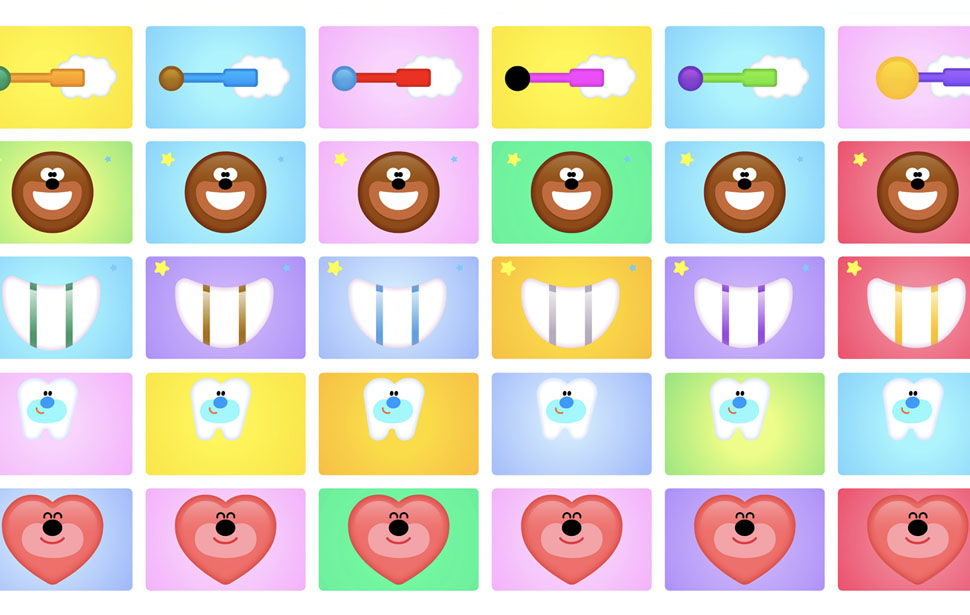 Earn your Toothbrushing Badge