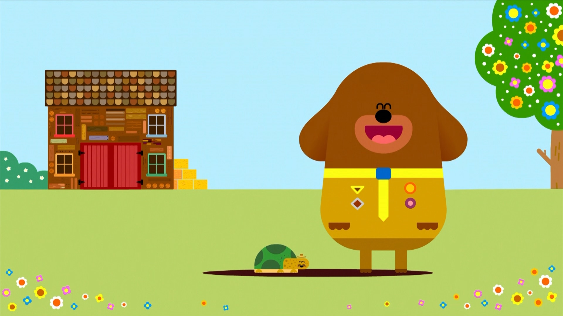 Well That Was Fun, Wasn't It, Duggee?
