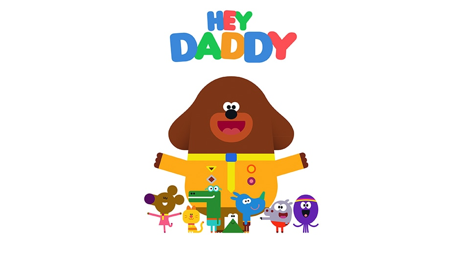 Hey Duggee - Father's Day Card