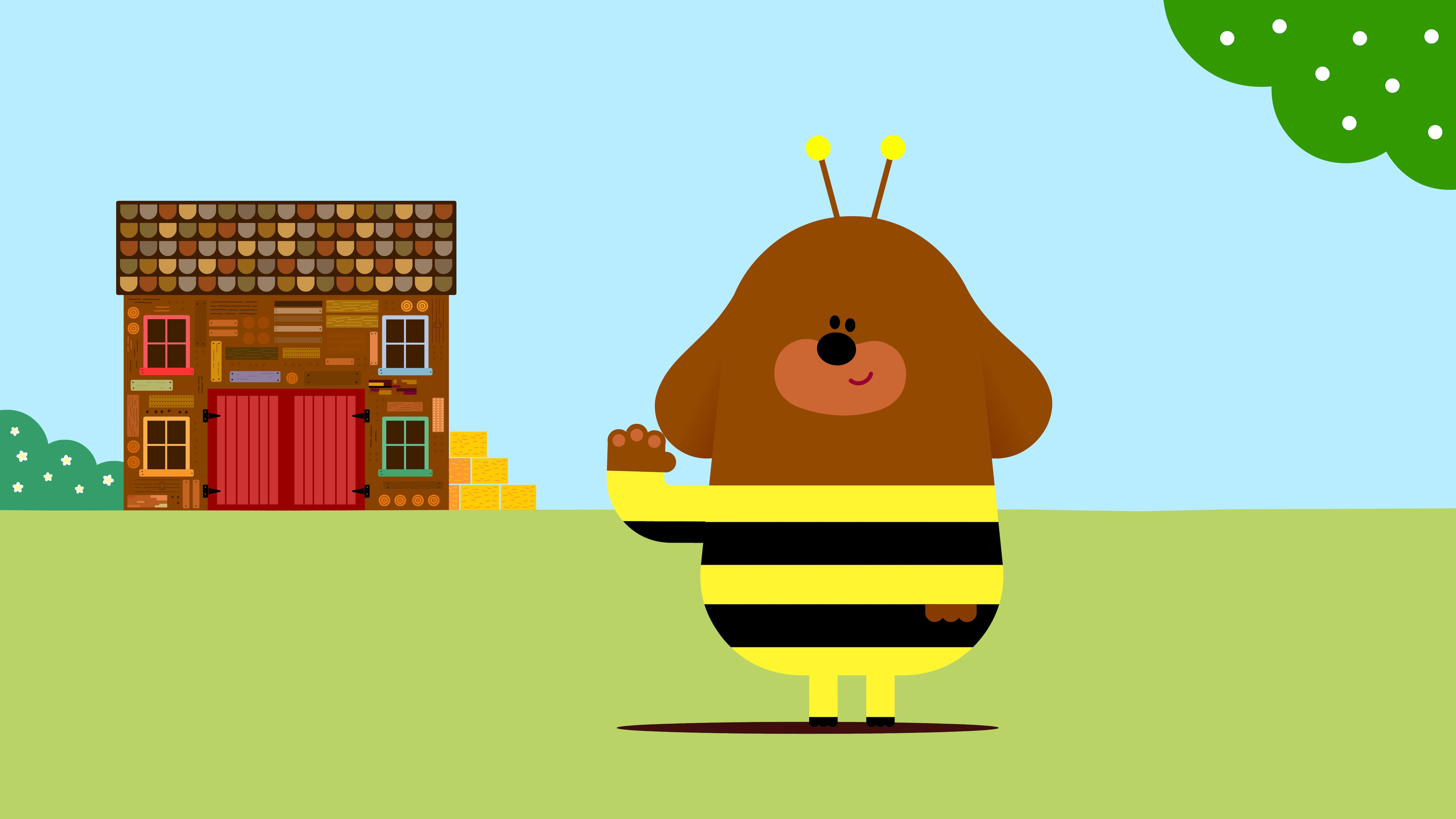 Well That Was Fun Wasn't It Duggee?