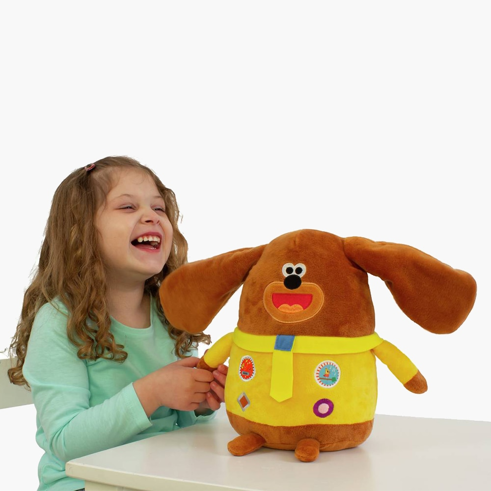 Hey Duggee Woof Soft Toy