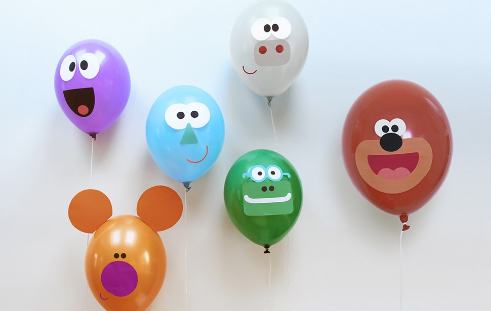 Hey Duggee Party Bags