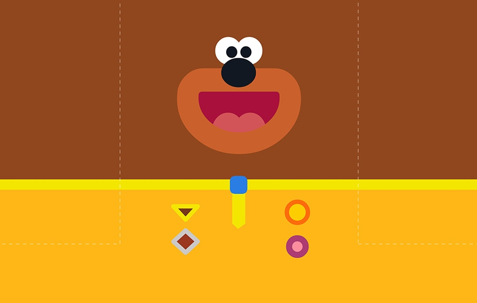 Hey Duggee Party Bags - Duggee