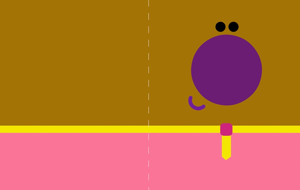 Hey Duggee Tags - Norrie