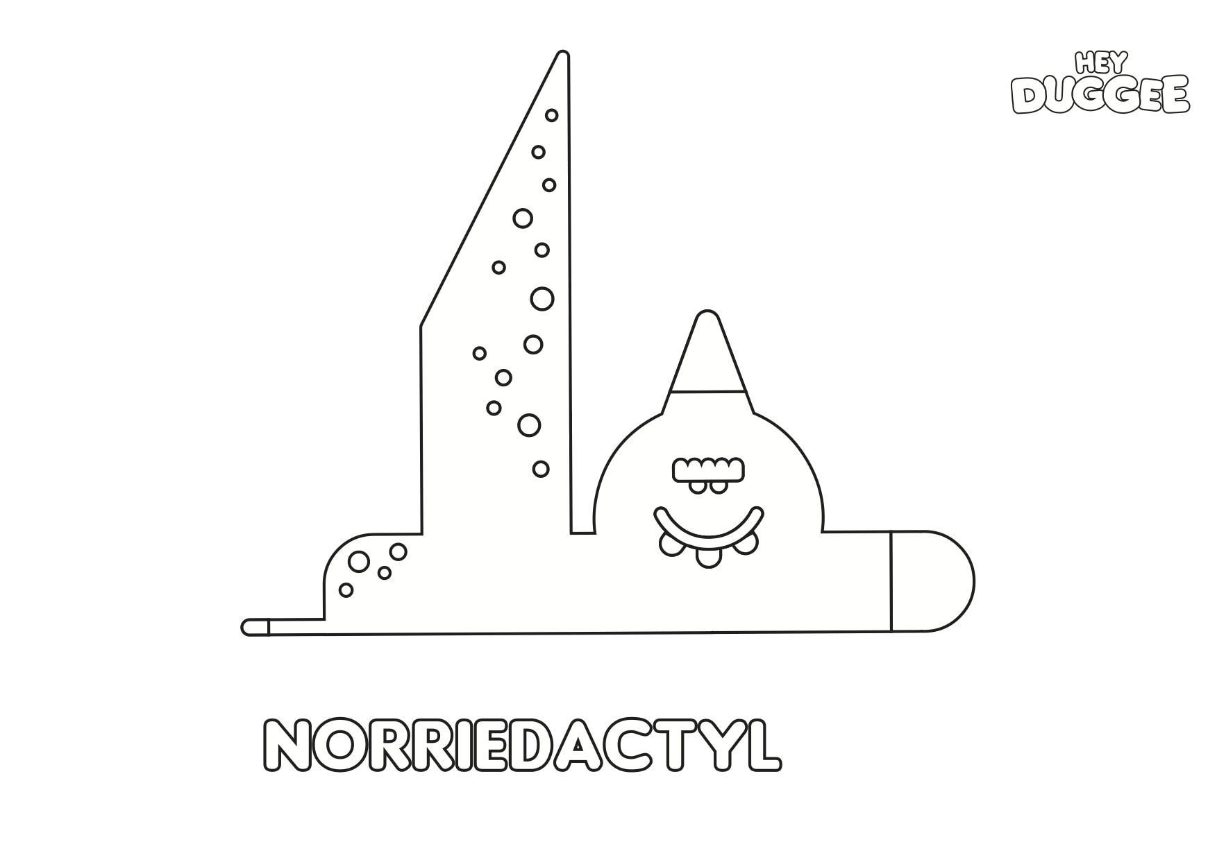 norriedactyl