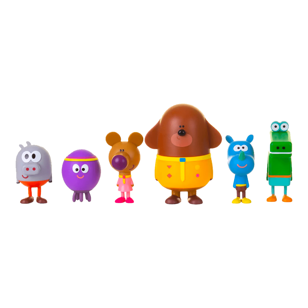 Hey Duggee and The Squirrels Figure Pack
