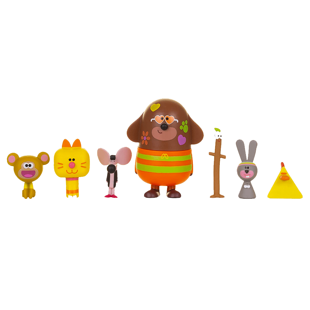 Hey Duggee and Friends Figure Pack