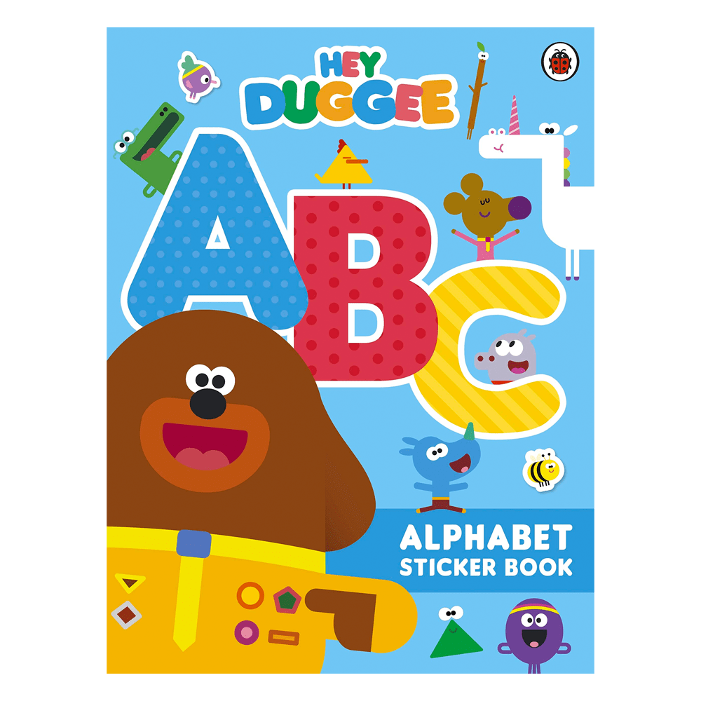 ABC Alphabet Activity Book