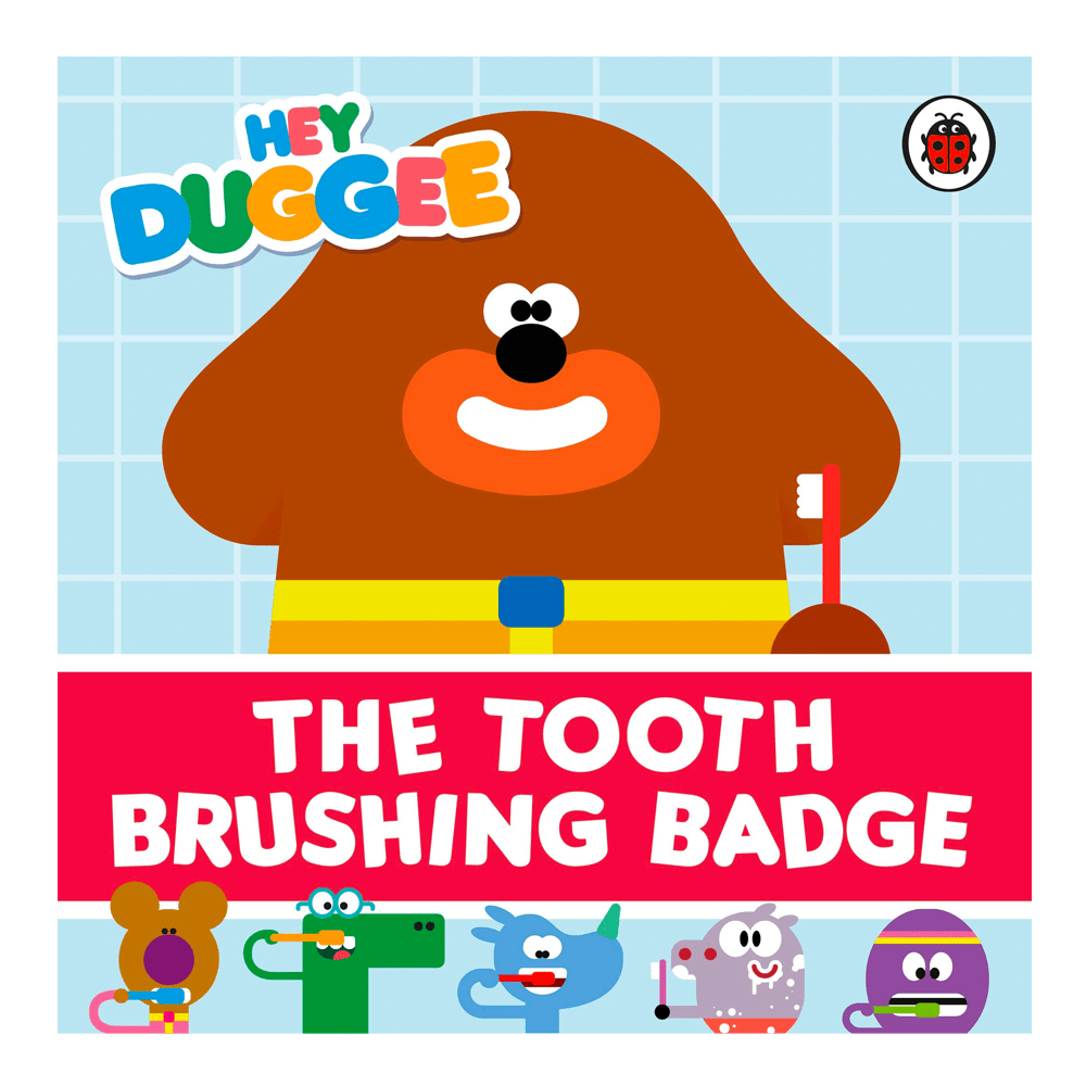 The Tooth Brushing Badge