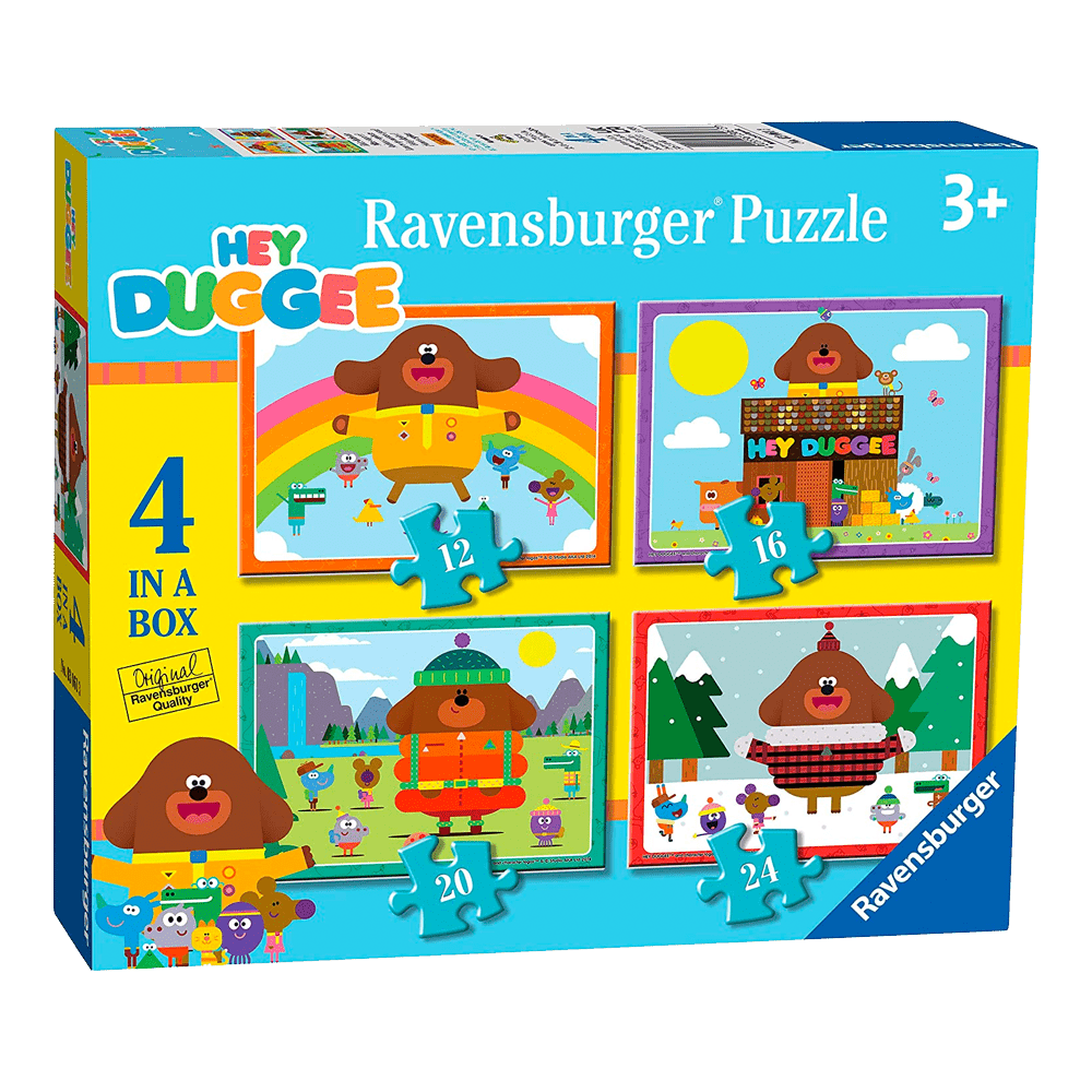 4 In A Box Puzzle