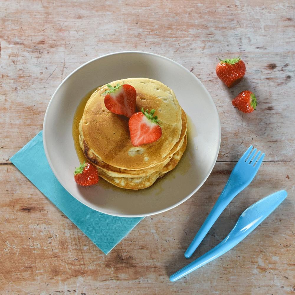 Happy's Breakfast Pancakes